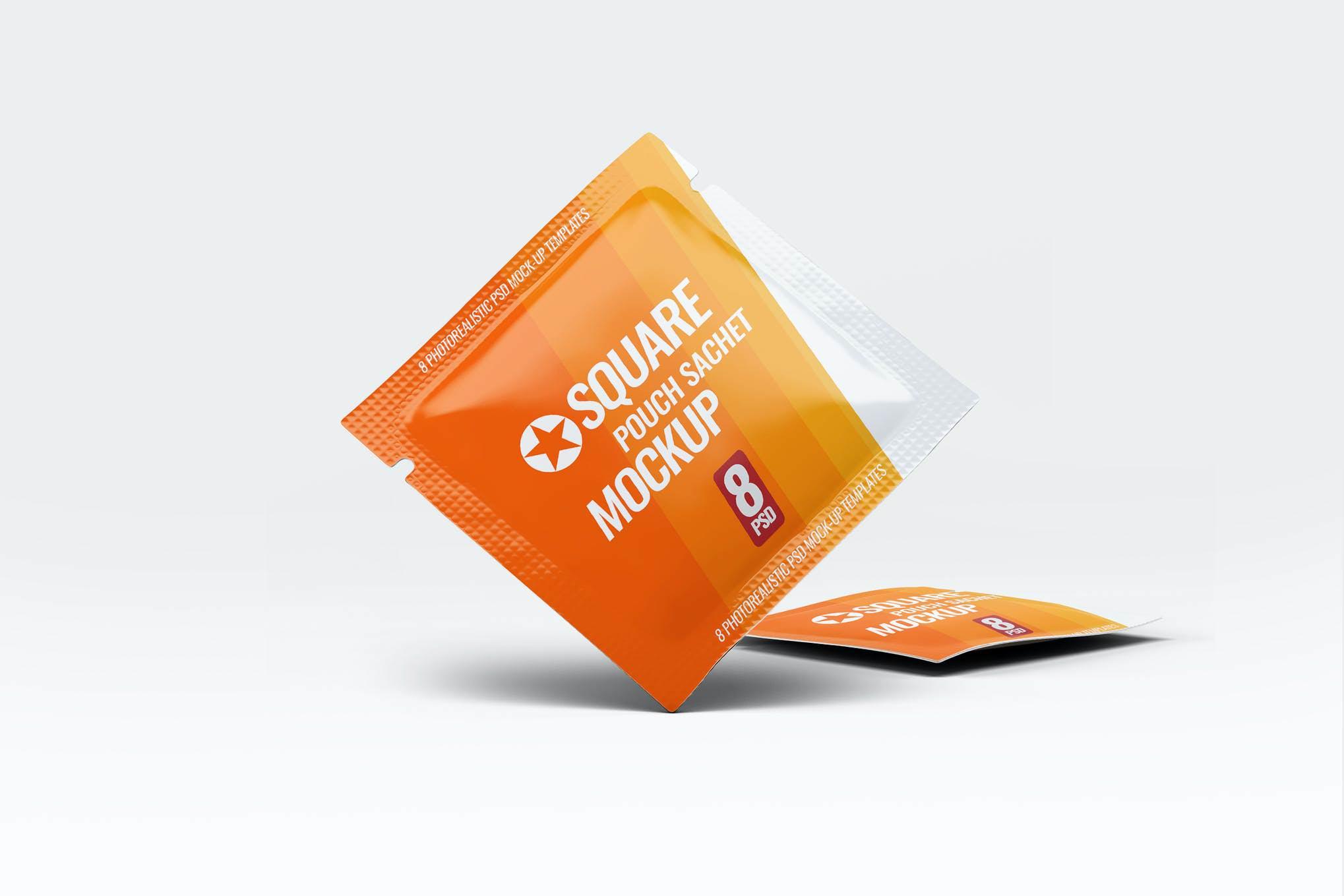 避孕套包装样机效果图插图(1)
