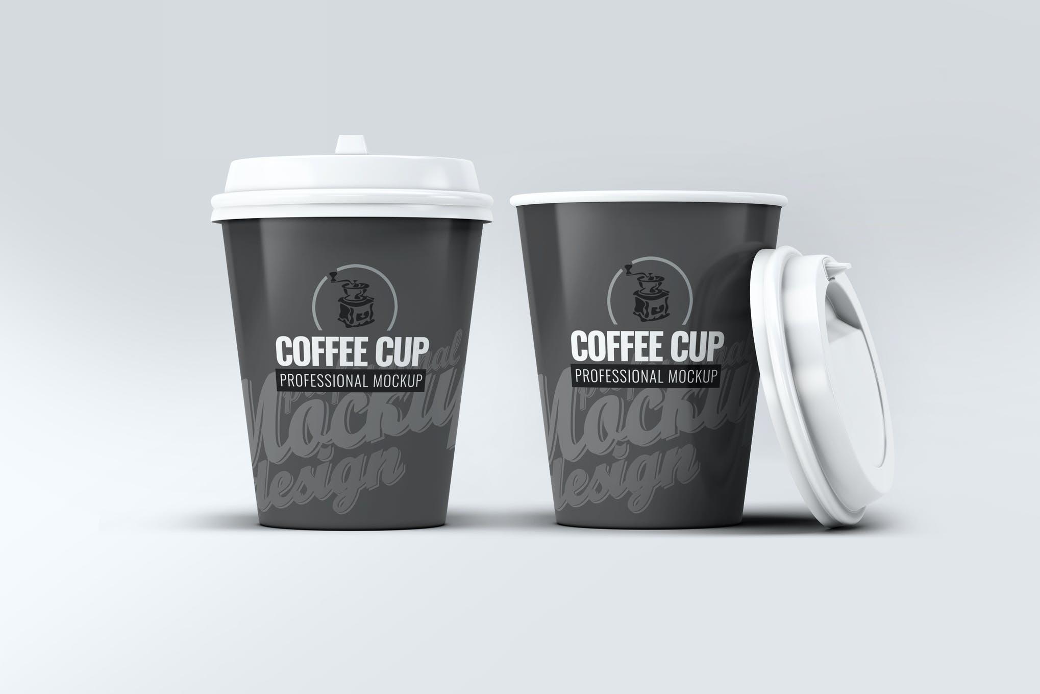 外带咖啡杯样机效果图插图(1)