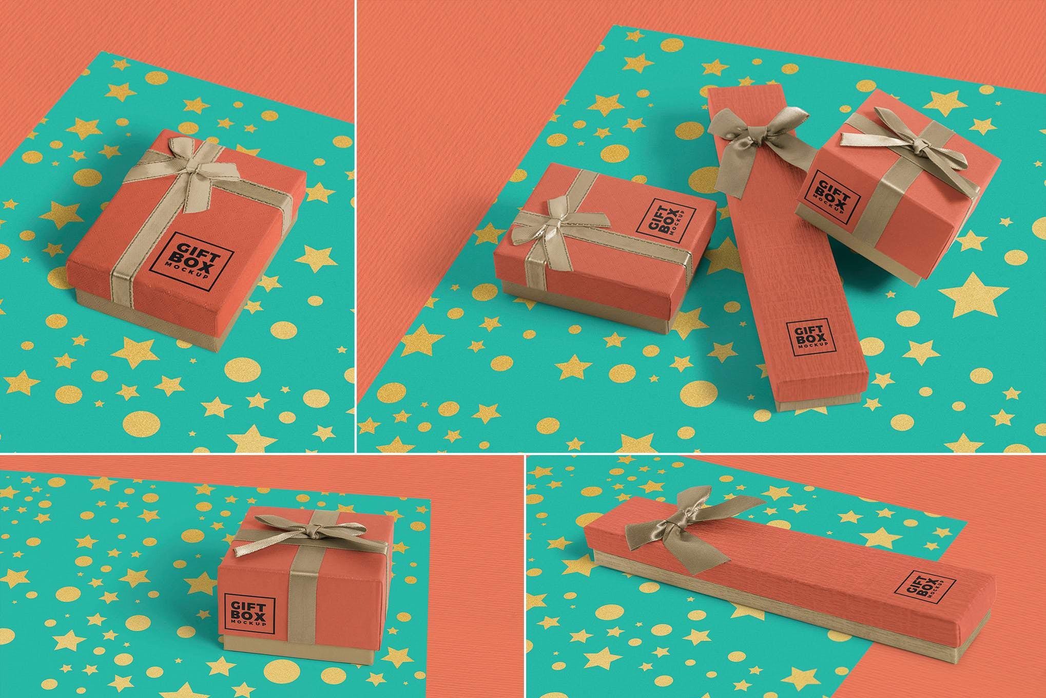 礼盒样机效果图插图(1)