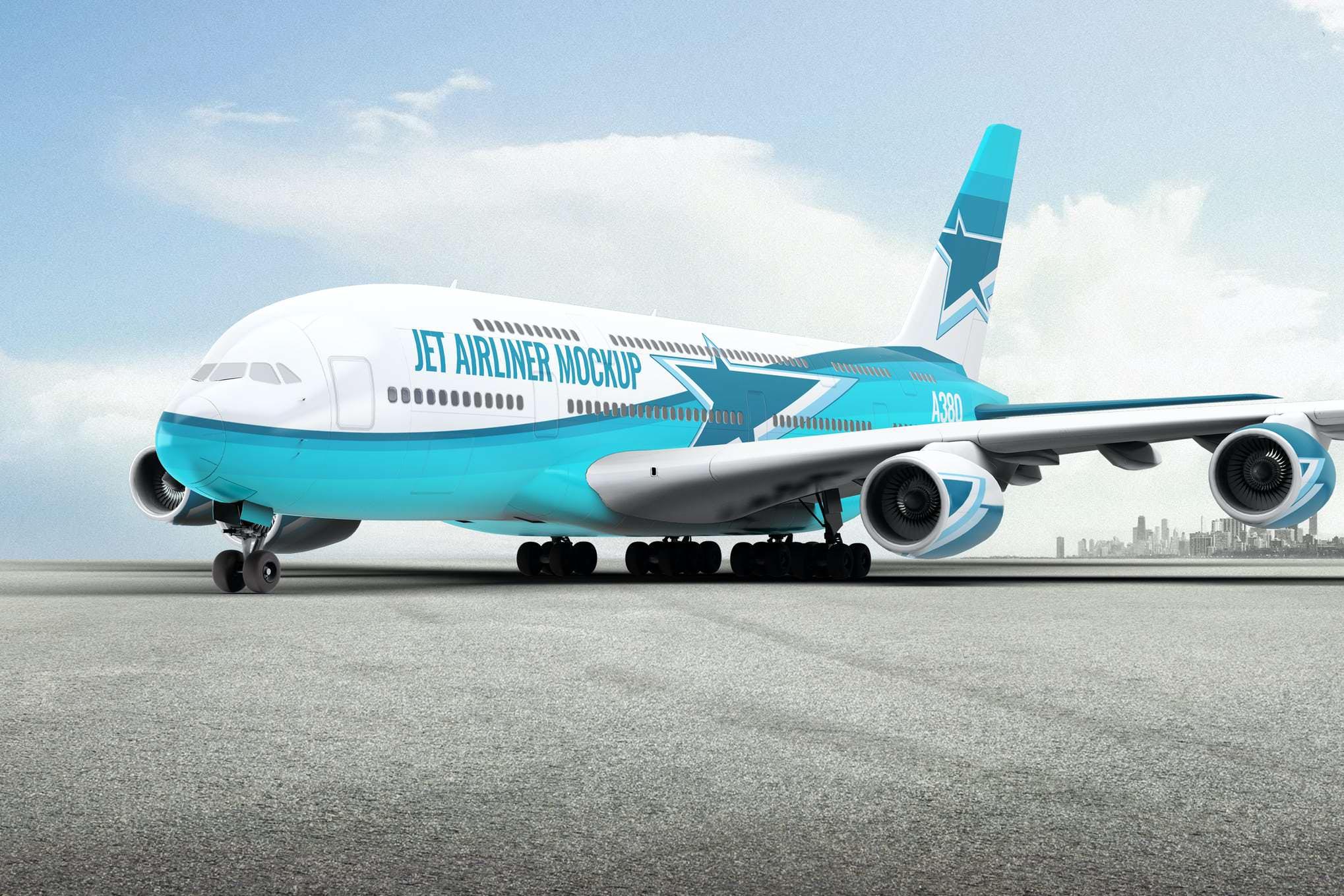 A380效果样机图插图(1)