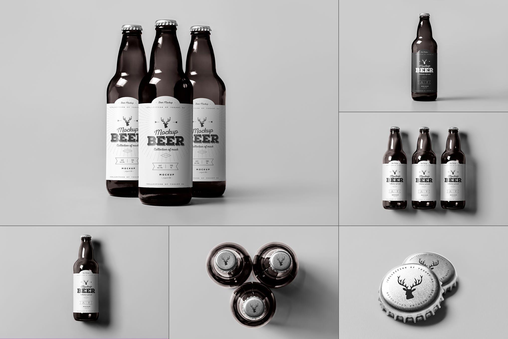 啤酒瓶瓶盖包装插图(1)