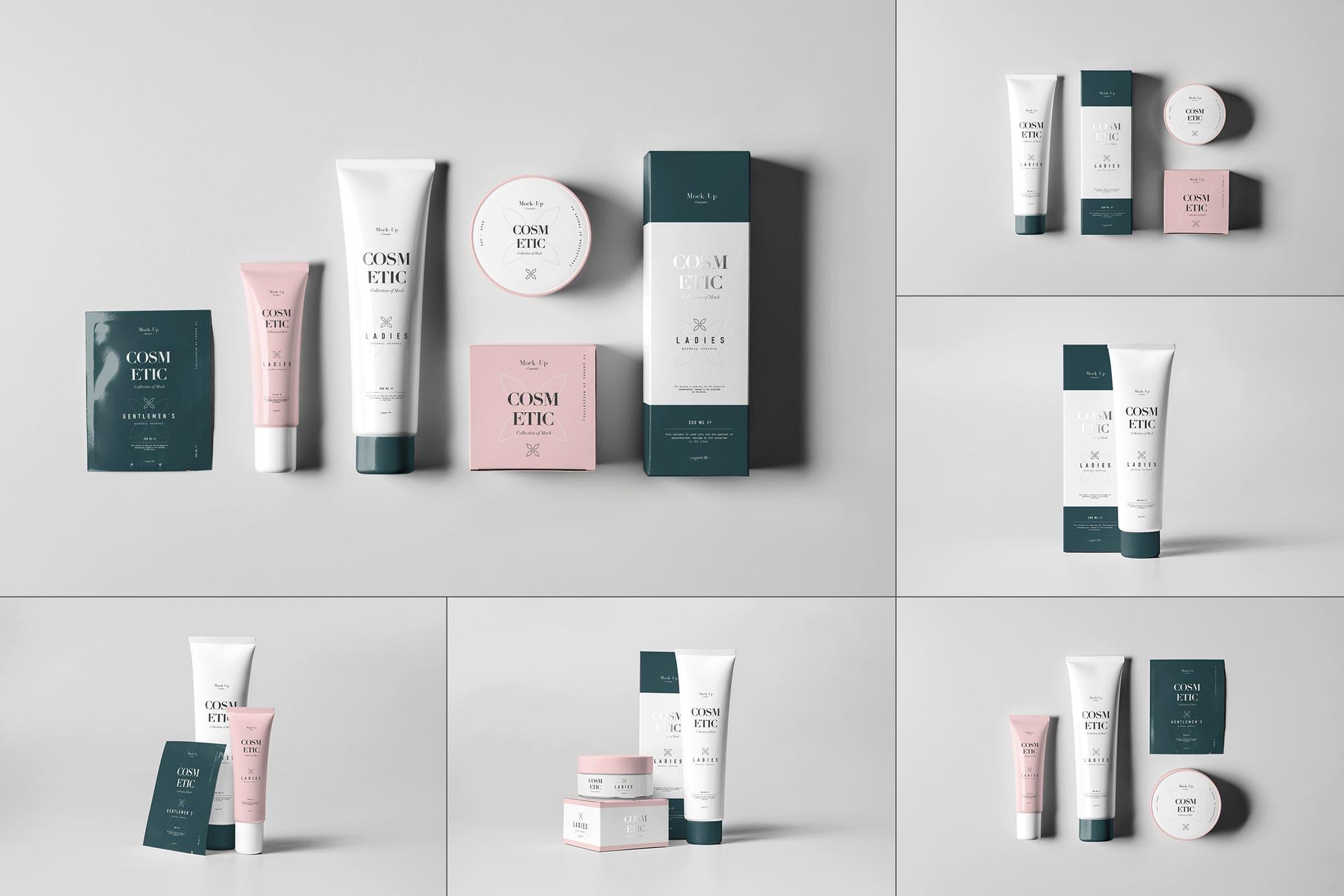 自定义美妆化妆产品插图(1)