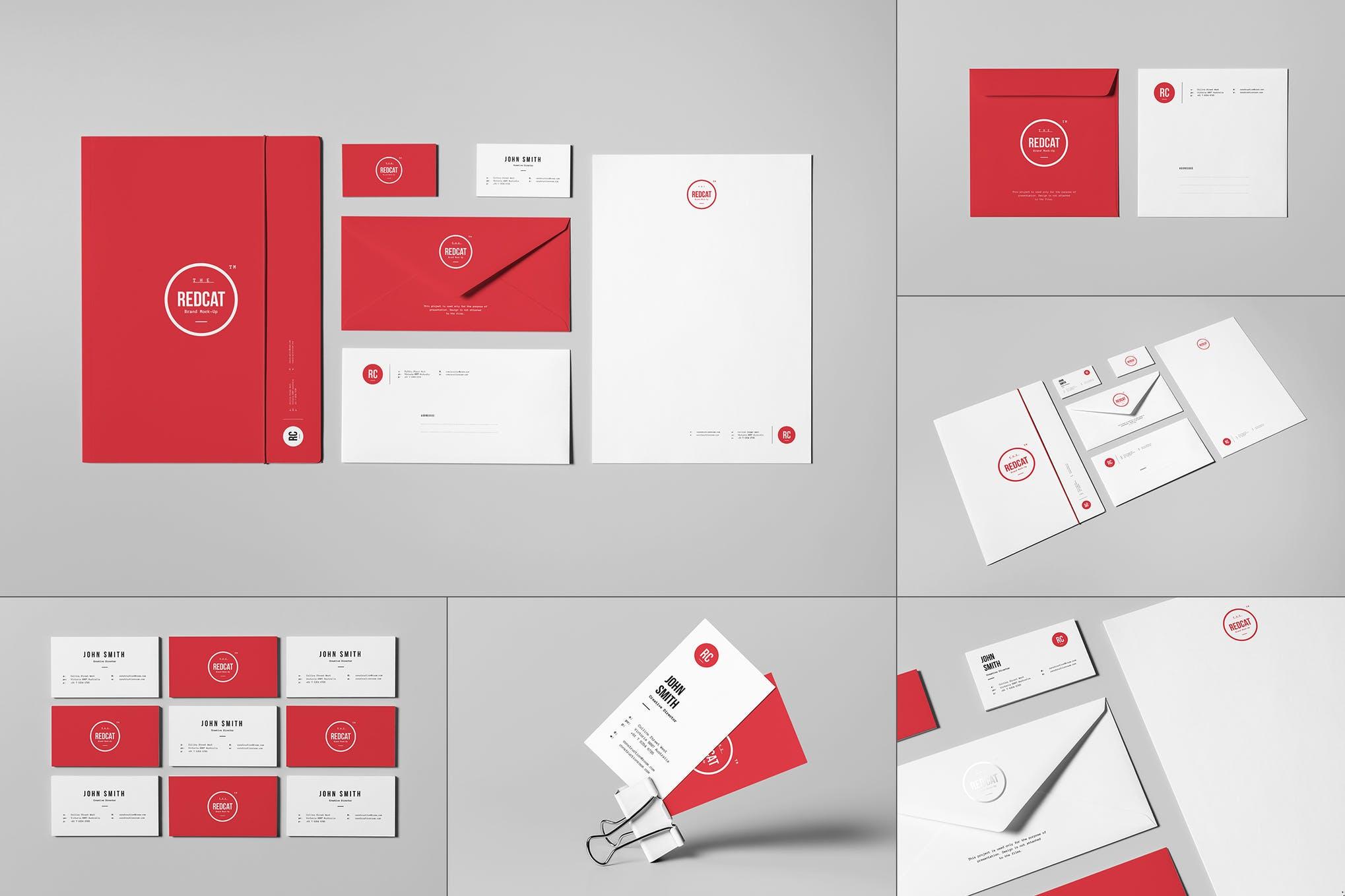 自定义品牌办公场景物品Ver.2插图(1)