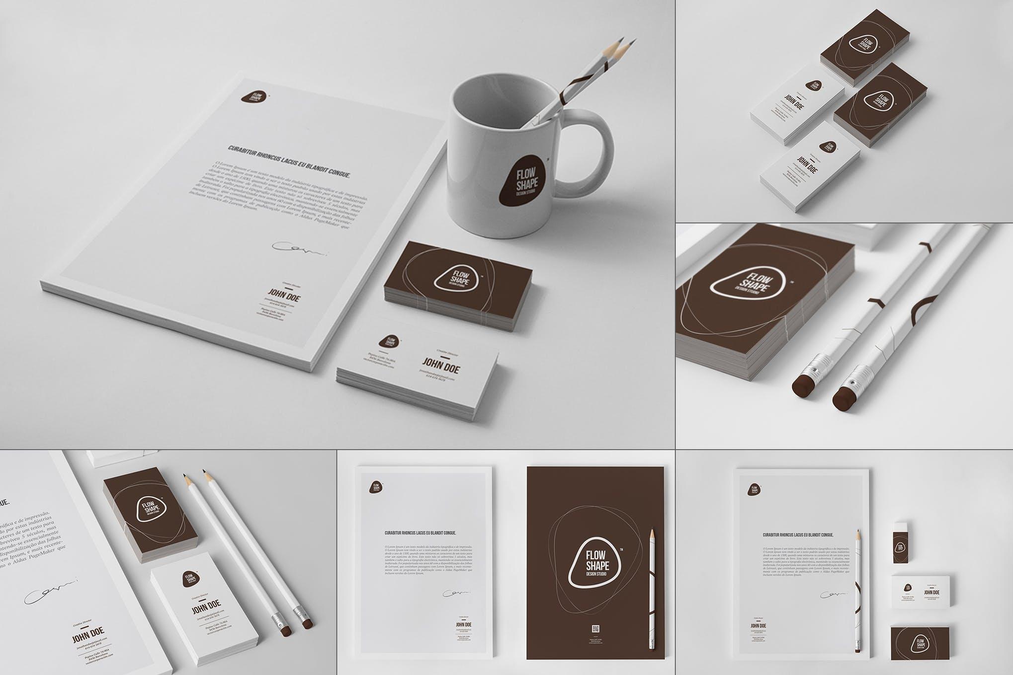 自定义品牌办公场景物品4插图(1)