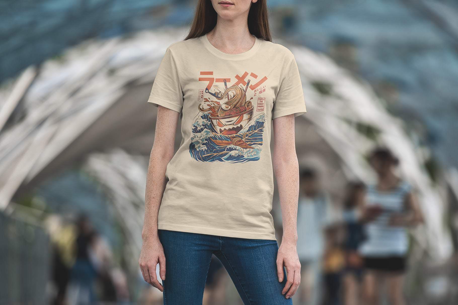 URBAN风格短袖T恤衫套装4
