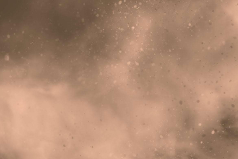 30种沙子沙尘效果PS笔刷