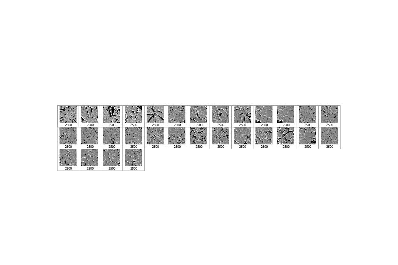 30种碎裂效果PS笔刷