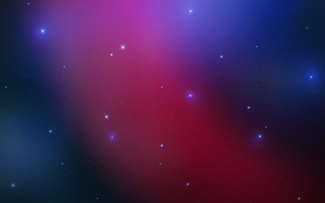 6种模糊宇宙背景