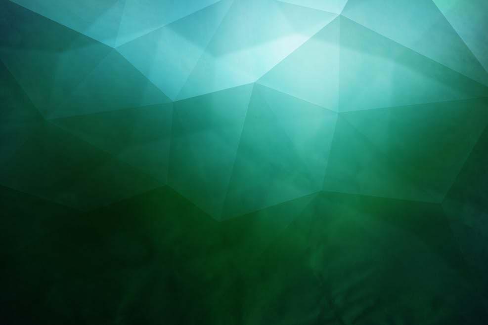 10种粉末粉尘多边形背景
