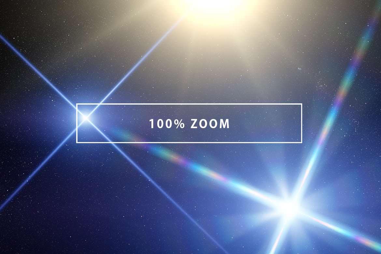 10种相机闪光灯效果图