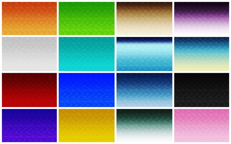 16种海浪效果背景v2