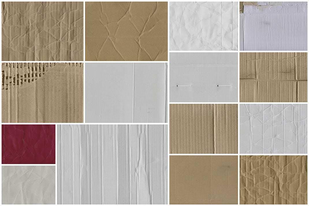 26种纸箱纸板材质