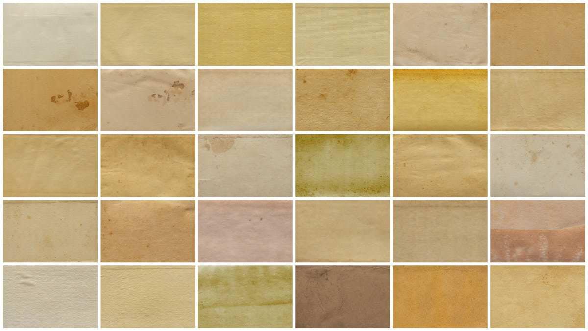 30种经典纸张牛皮纸纹理v3