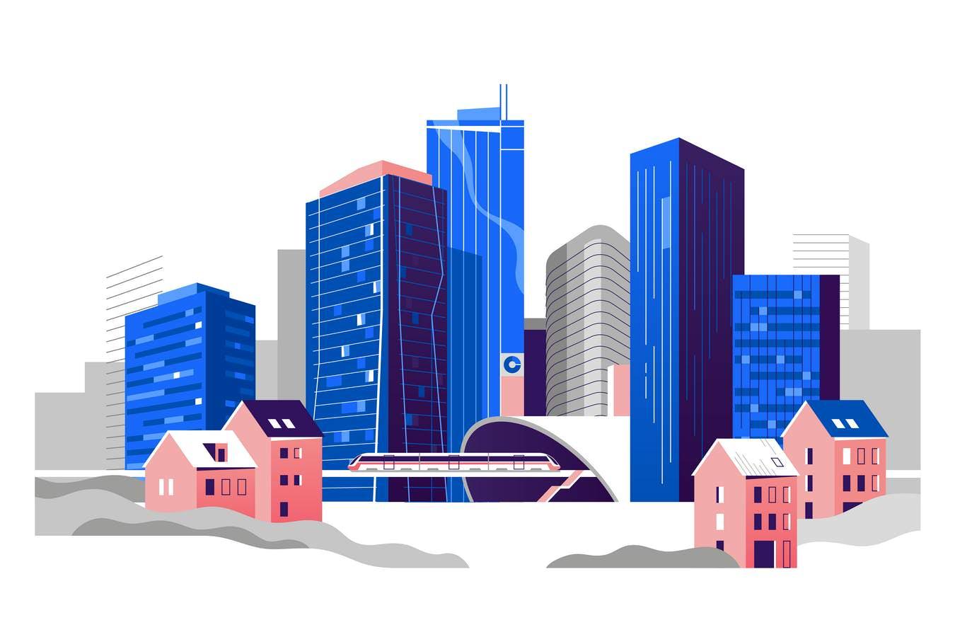 城市景观2