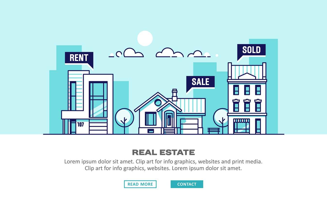 房地产销售