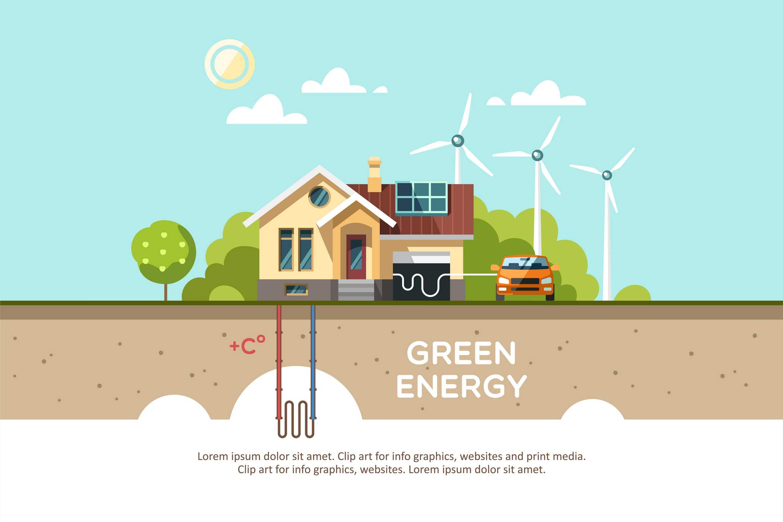 绿色能源2