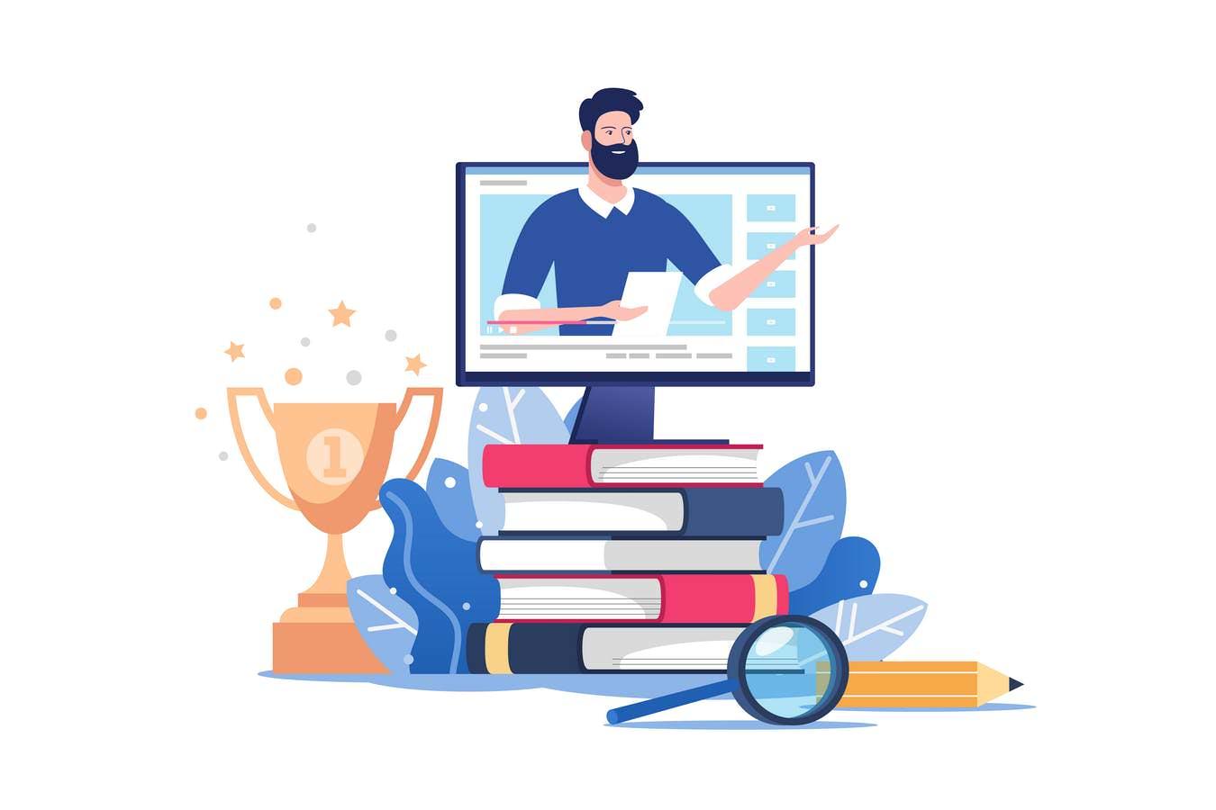 在线教育和培训