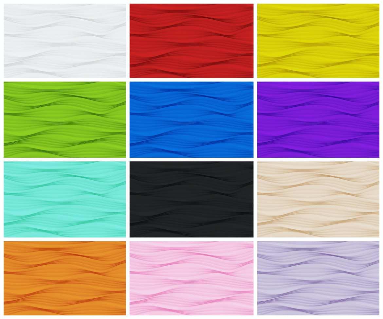 12种包装抽象背景