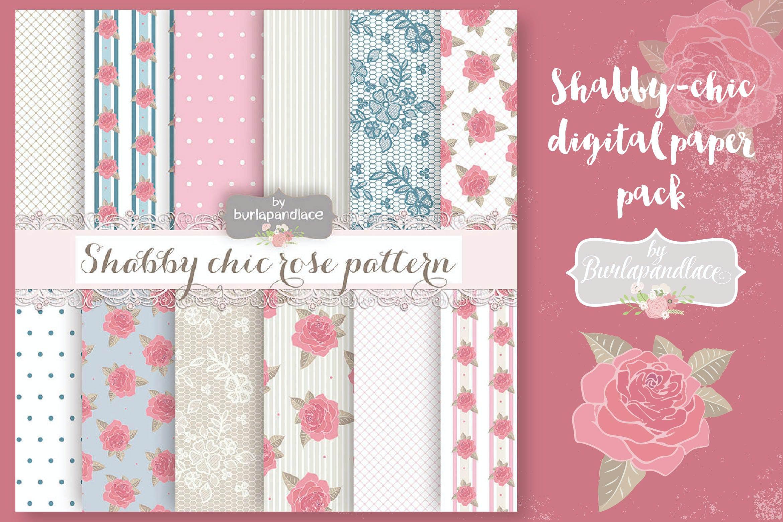 粉色玫瑰清新包装设计