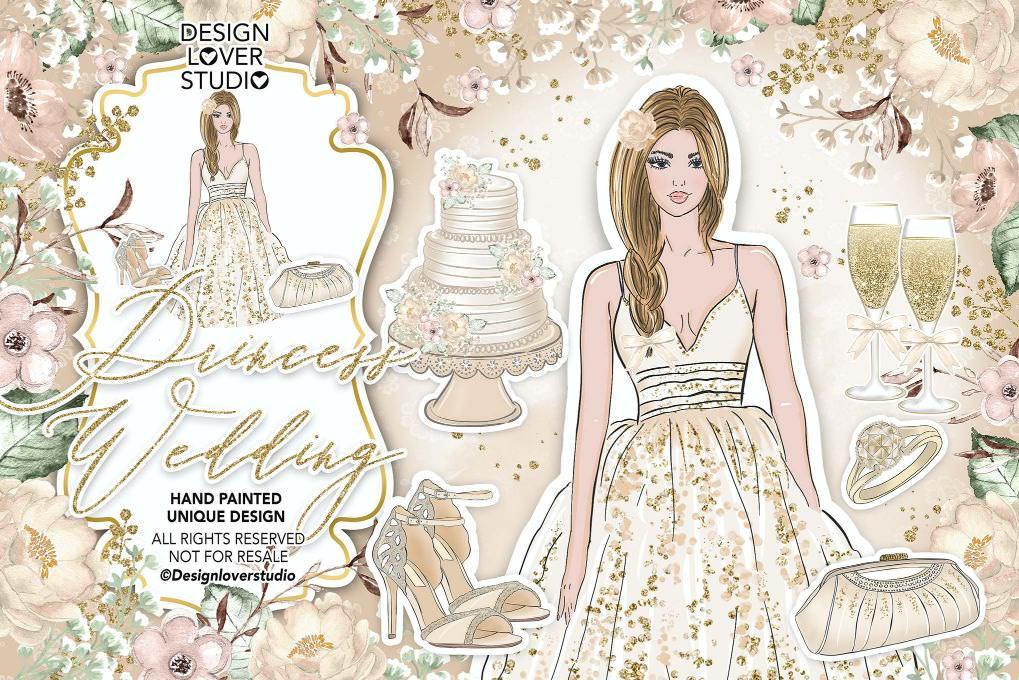 公主婚礼设计