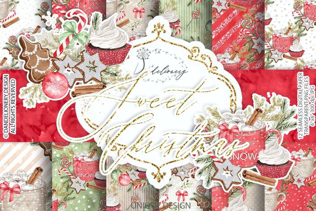 甜美圣诞节