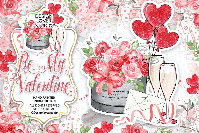 浪漫情人节包装设计
