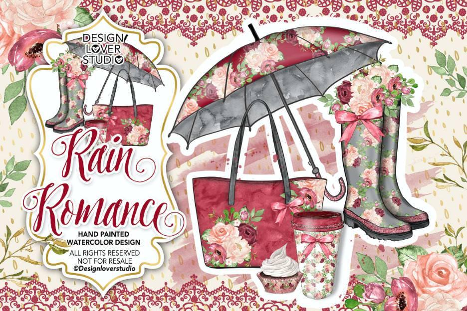 雨天的浪漫