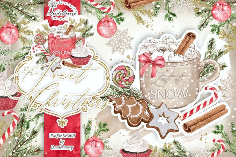 甜蜜圣诞节