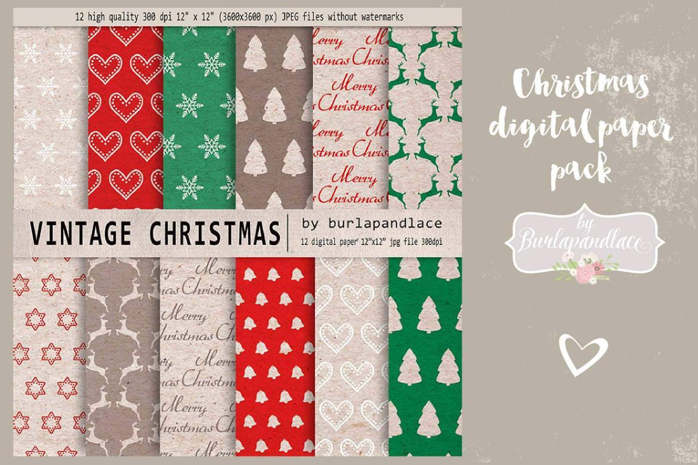 圣诞节主题包装
