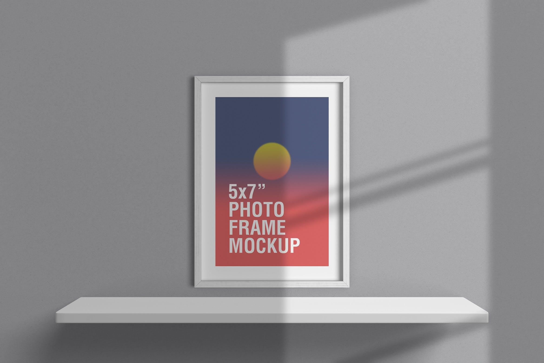 5×7英尺照片相框