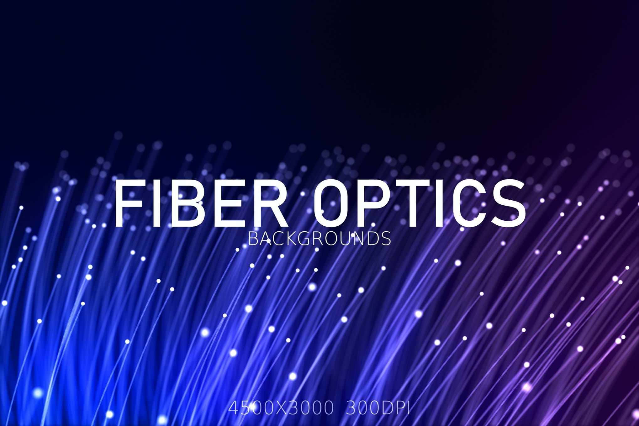 16种光纤光缆效果纹理背景