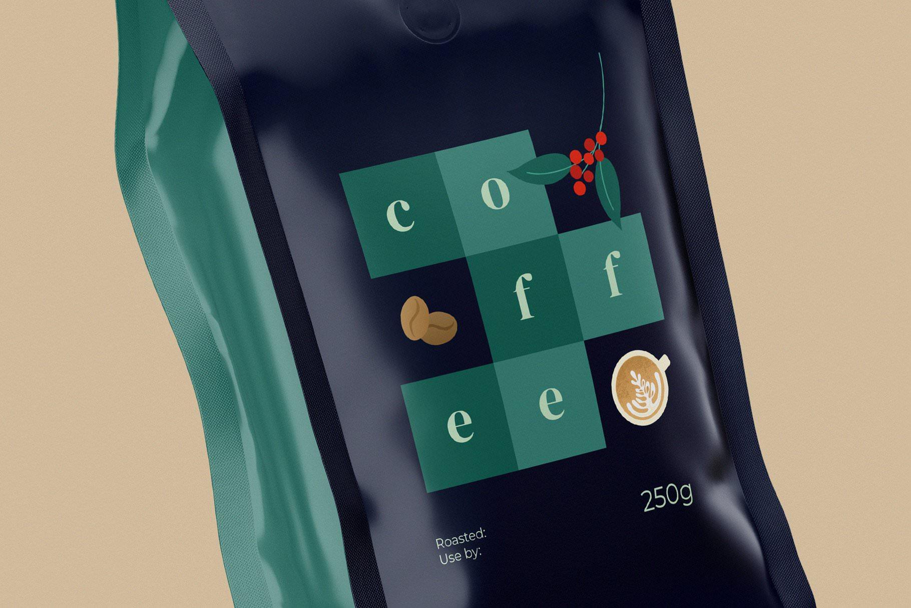 咖啡豆包装袋