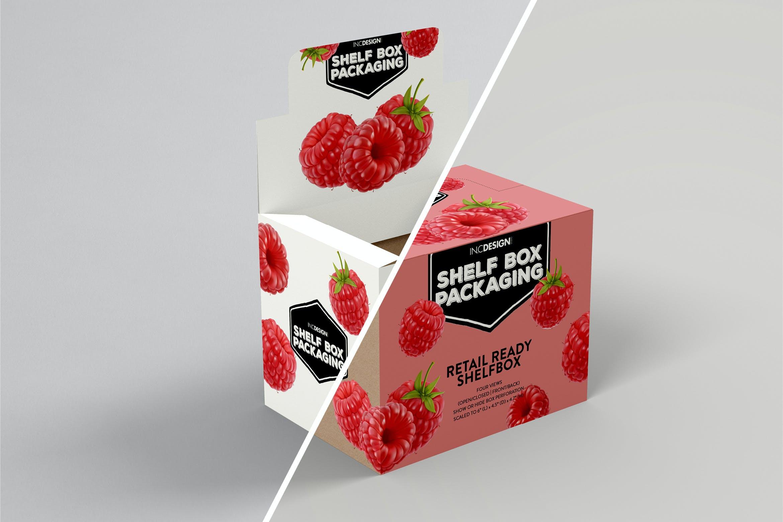 零食产品包装盒