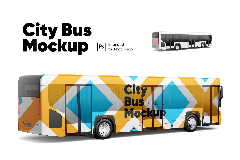城市公交车2