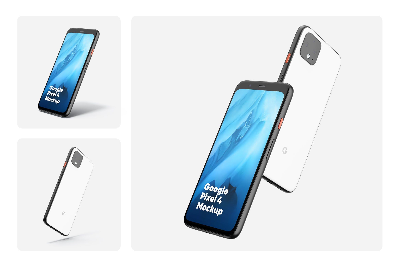 谷歌PIXEL4手机