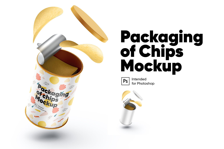 薯片罐装包装